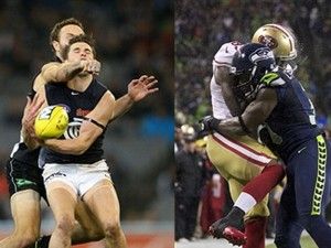 The Main Differences Between Rugby and American Football in a Nutshell