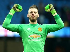 De Gea to stay at Manchester United with Mourinho