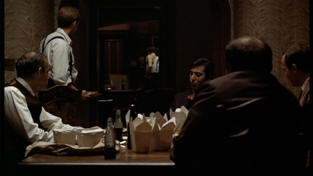 the godfather reflective summary Plot summary: a deep and reflective look at the arrival and impact of aids in san francisco and how individuals rose to the occasion during the first years of this unimaginable crisis advertisement 26.