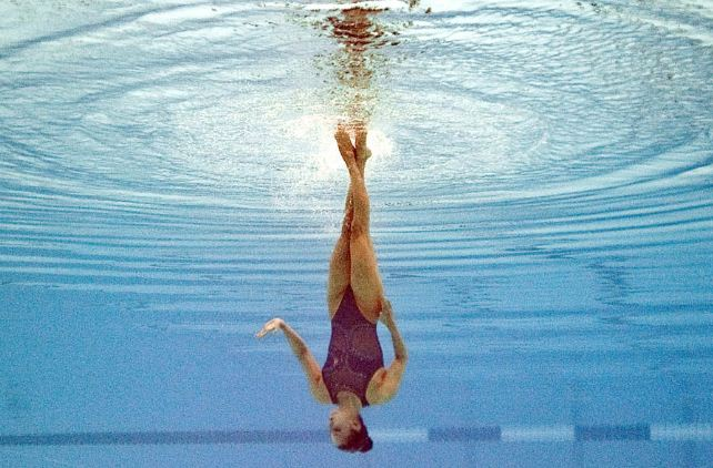 Solo-Synchronized-Swimming