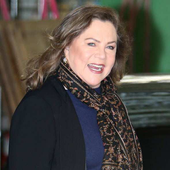 kathleen turner in the path