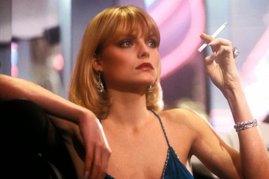 Michelle Pfeiffer in Scarface (2)