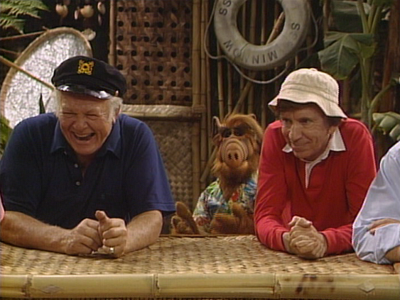 Rescue from Gilligans Island (1978)