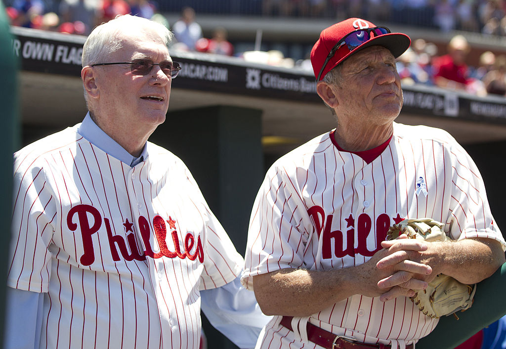 Jim-Bunning-and-Larry-Bowa-of-Philadelphia-Phillies