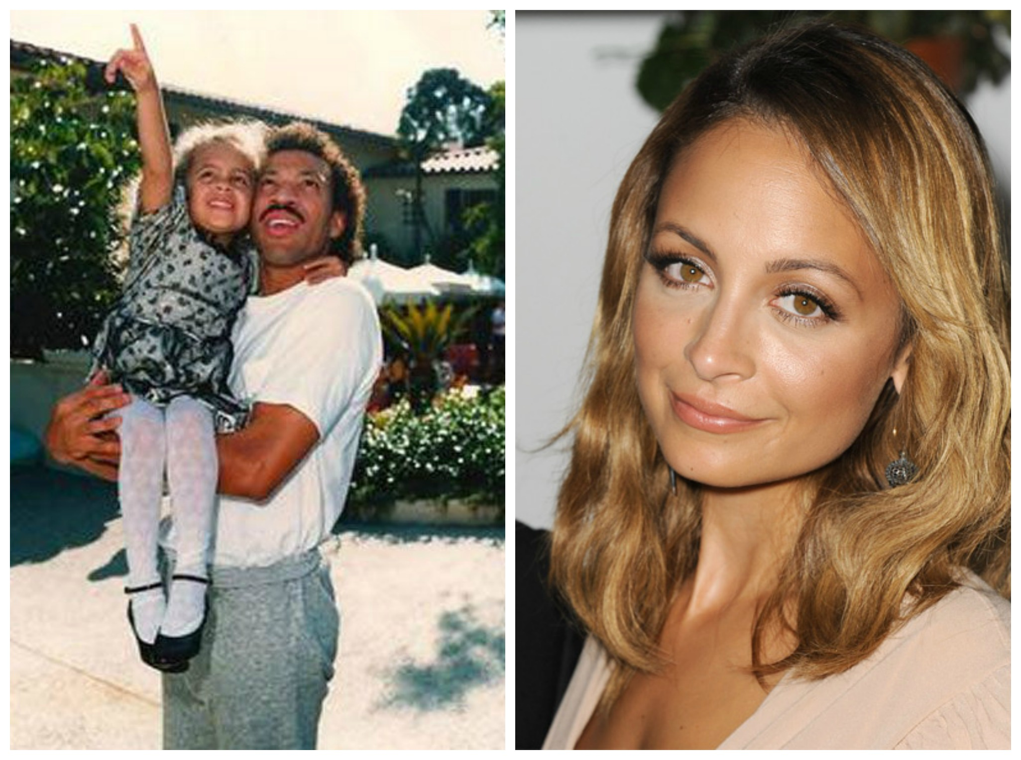 29 Stunning Celebrity ... Nicole Richie Adopted