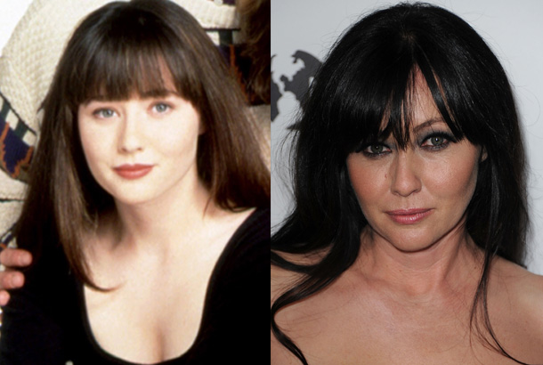 shannen-doherty-beverly-hills-90210-tv-1990-2000-red-carpet-burning-palms-premiere-2011-photo-split