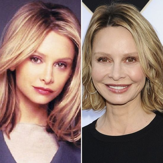 Calista-Flockhart-then-and-now