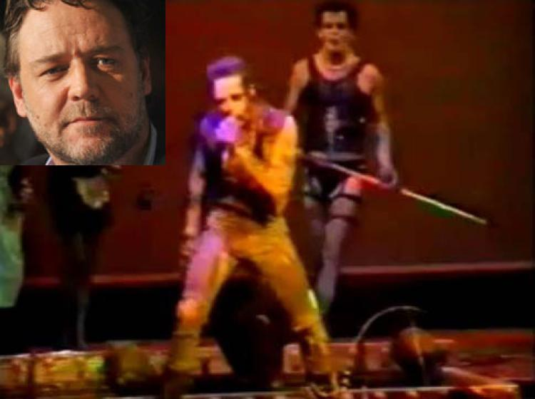 Secrets you didnt know about the rocky horror picture show page russell crowe as eddie and dr scott bookmarktalkfo Gallery