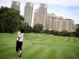 Why Does China Have a Problem with Golf?