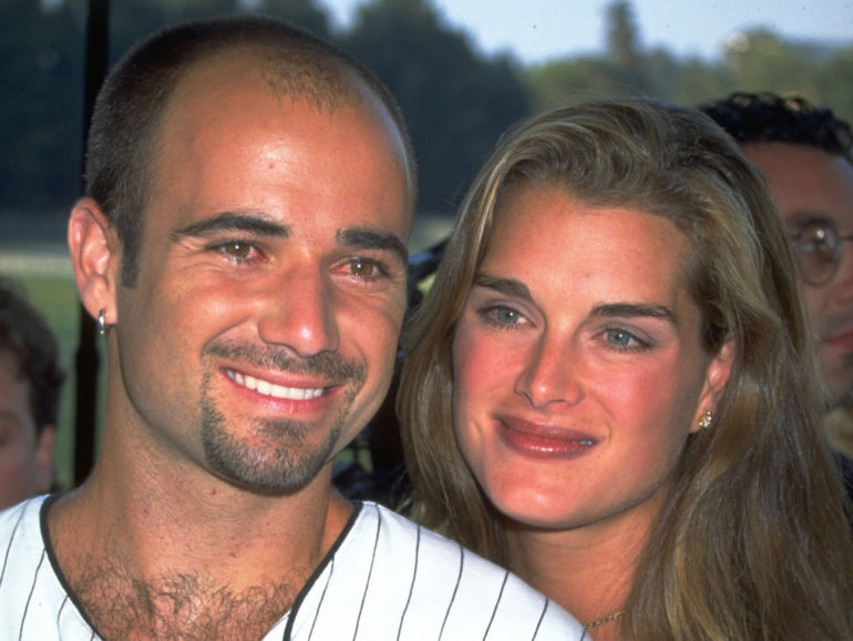 brooke-shields-andre-agassi