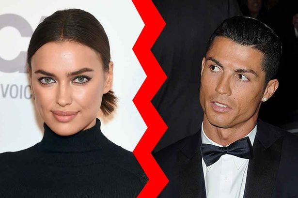 Cristiano-Ronaldo-and-Irina-Shayk separated