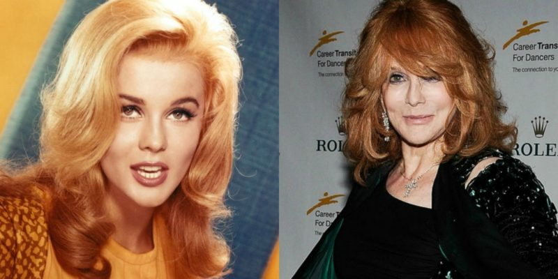 Hottest Hollywood actresses over 70 - then & now - Page 16 ...