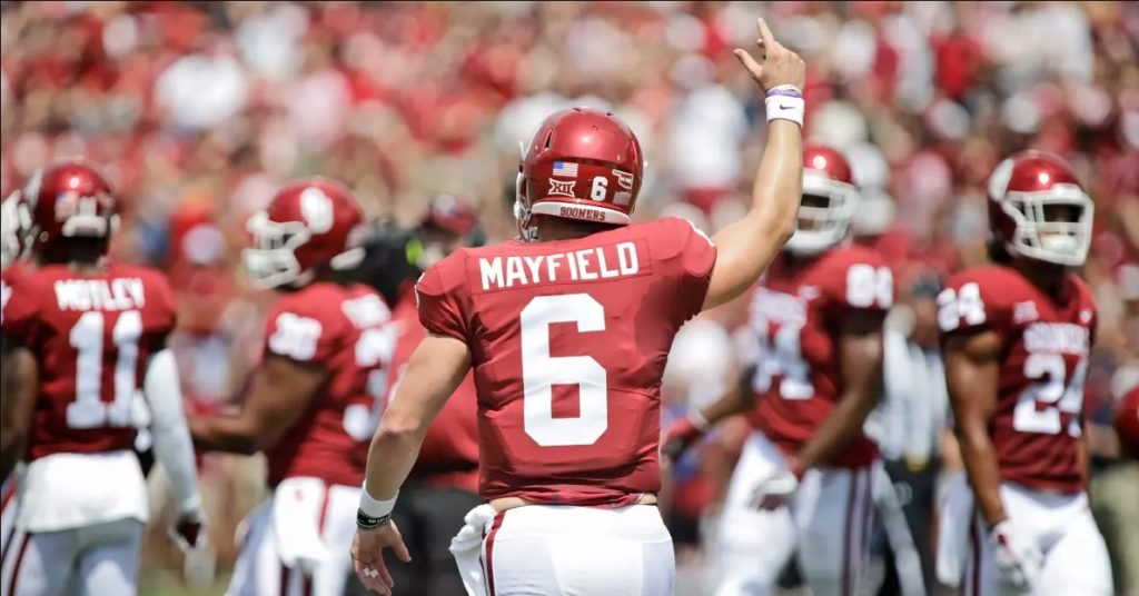 mayfield sooners