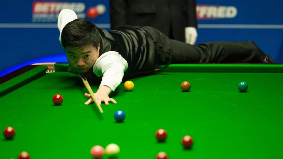 snooker world championship 2017